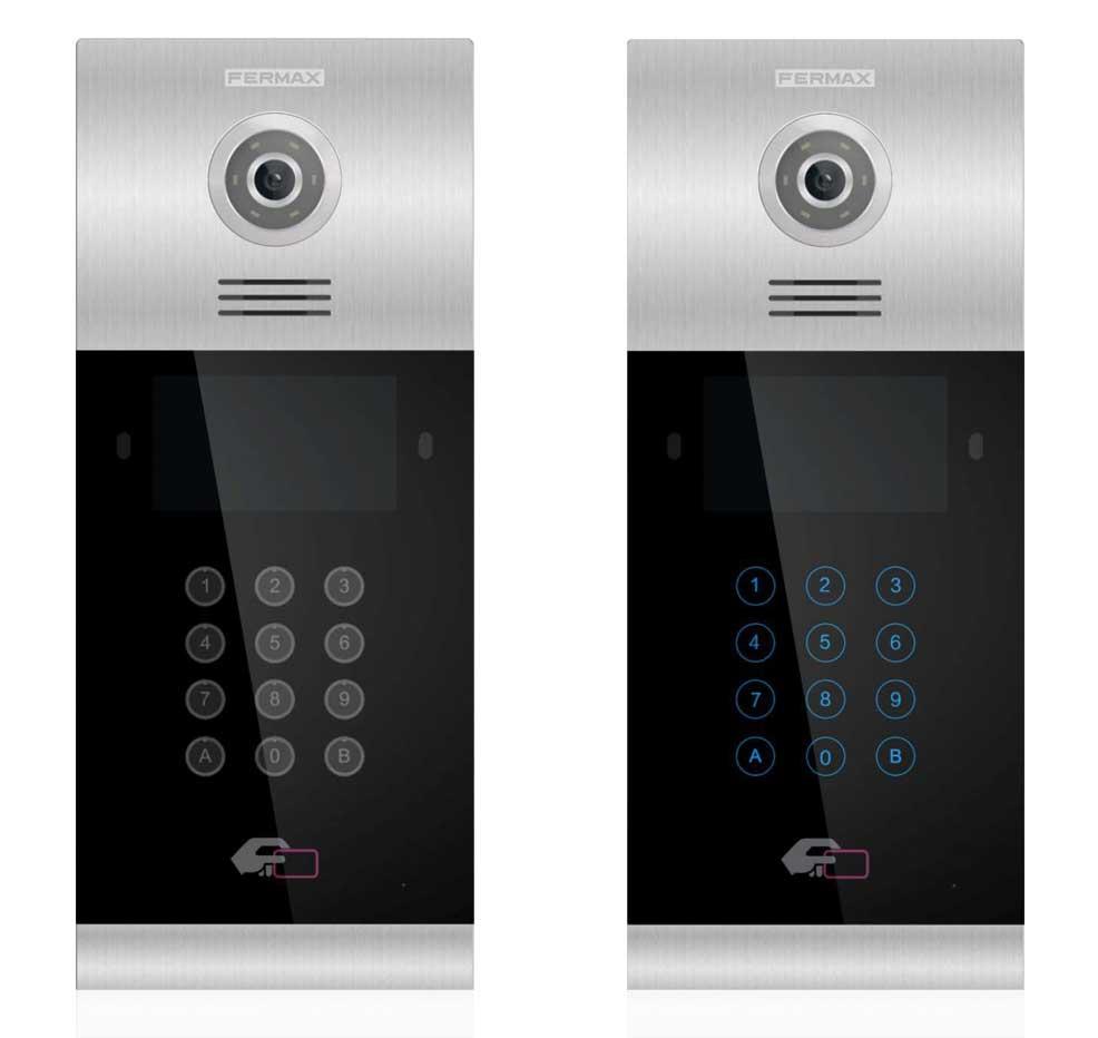 Meet By Fermax Meet Video Door Entry System Ip Technology